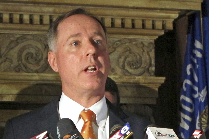 Assembly Speaker Robin Vos