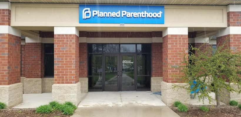 Planned Parenthood's remodeled clinic in Sheboygan