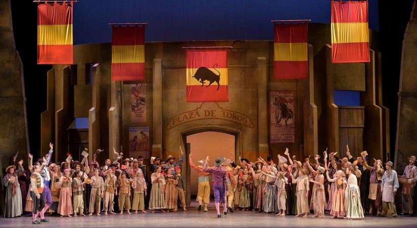 "Madison Opera production of Bizet's ""Carmen"""