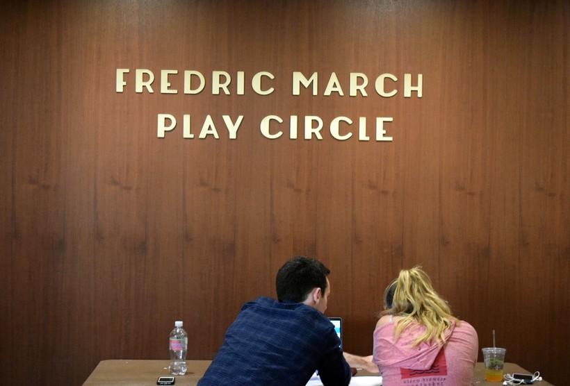 Fredric March Play Circle