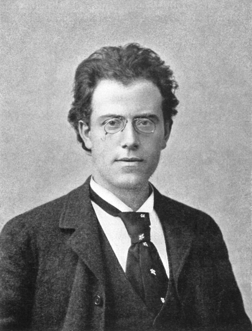 Photo of Gustav Mahler