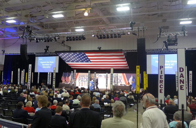 2016 Republican Party of Wisconsin State convention