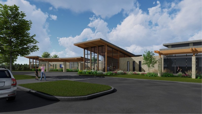proposed expansion to UnityPoint Health-Meriter's psychiatric hospital