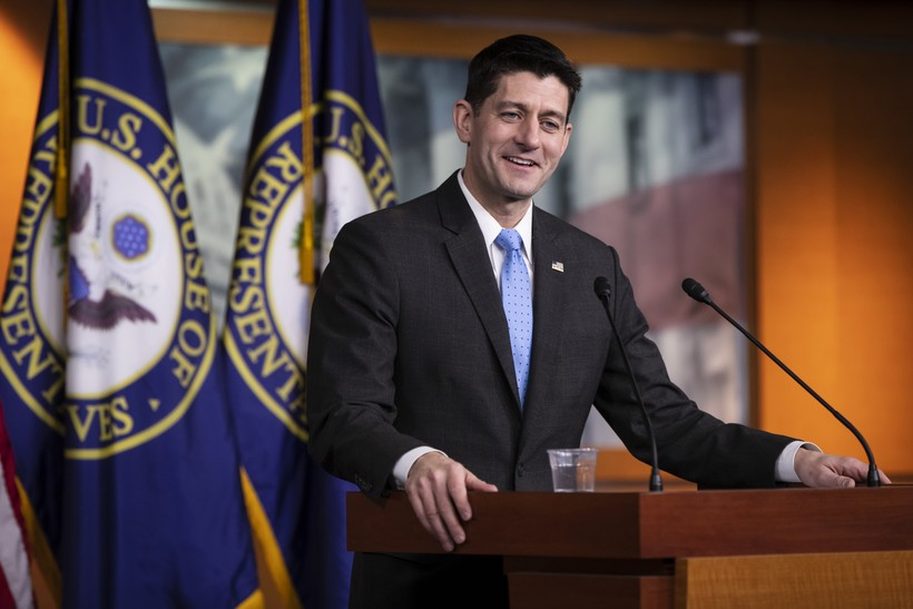 Speaker Paul Ryan United States Congress Retirement Reelection