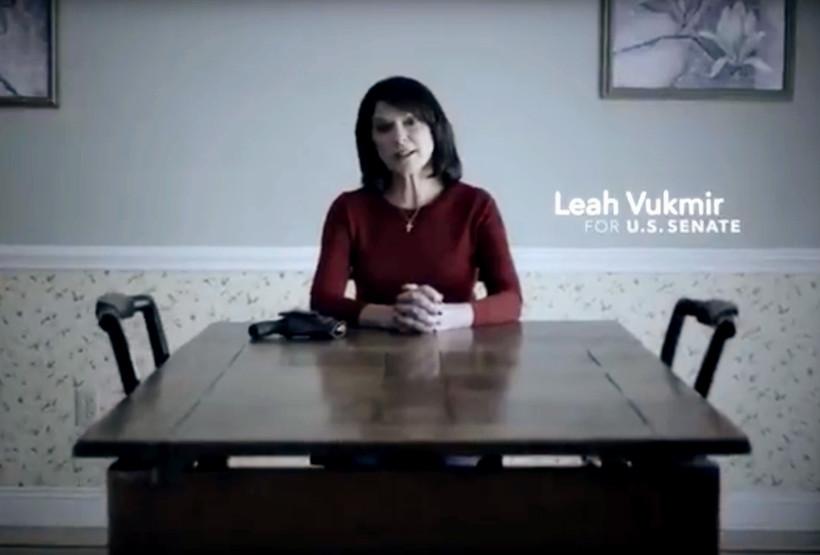 Leah Vukmir in 1st TV ad