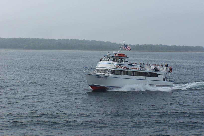 Washington Island Ferry
