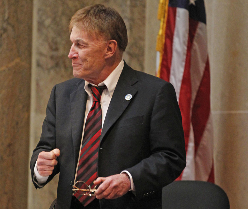 Republican President of the Wisconsin state senate Michael Ellis