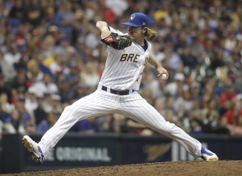 san francisco ce760 91770 Milwaukee Brewers' Josh Hader Will Go Through Sensitivity ...