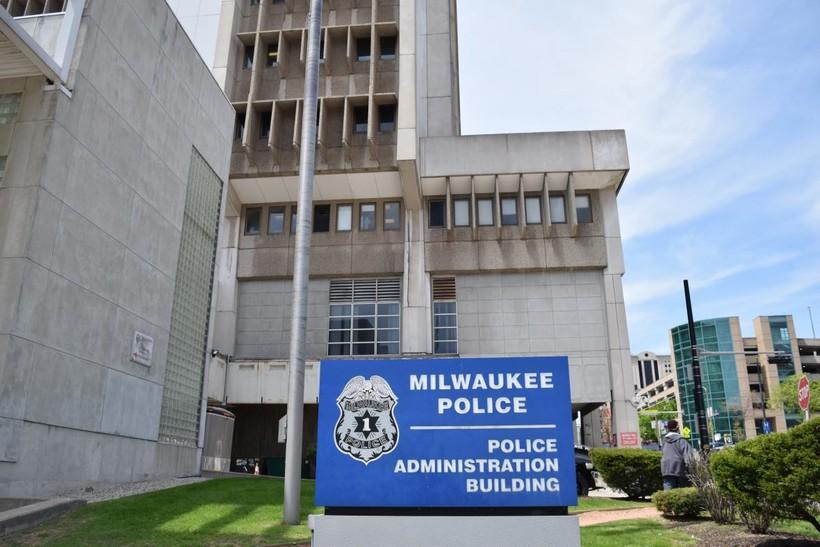 Milwaukee Police Department building