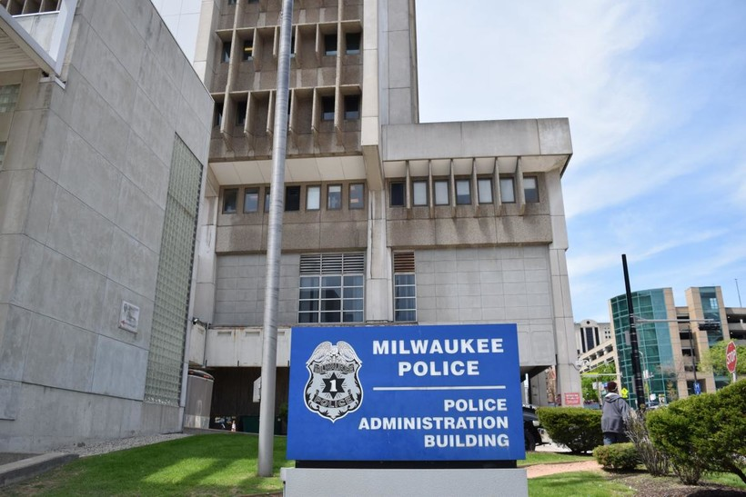Milwaukee Police Department building