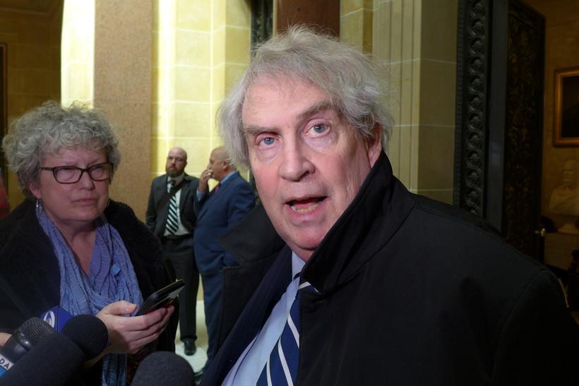 Suspended Marquette University ProfessorJohn McAdams