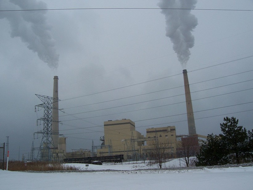 smokestack, Alliant Energy