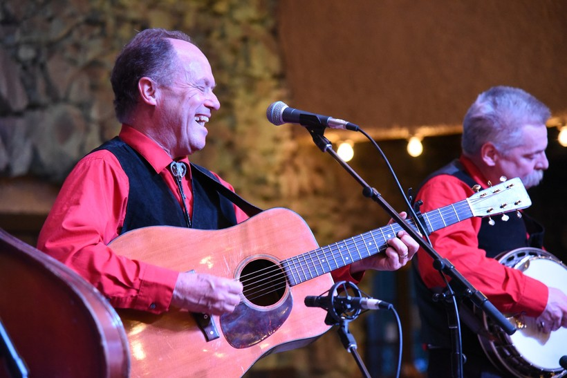 Art Stevenson and High Water at the 2018 Simply Folk Shindig