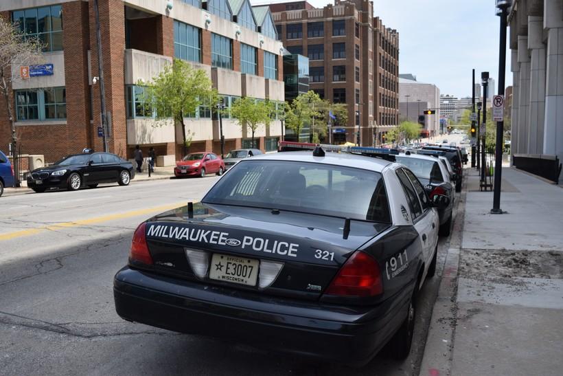 Milwaukee Police Department Squad Car
