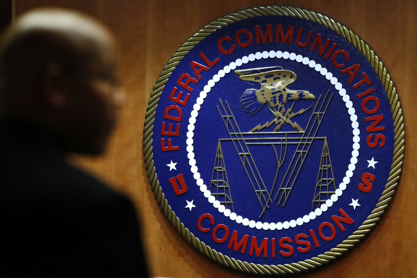 seal of the Federal Communications Commission