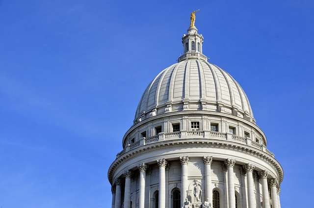 Wisconsin State Capitol Dome