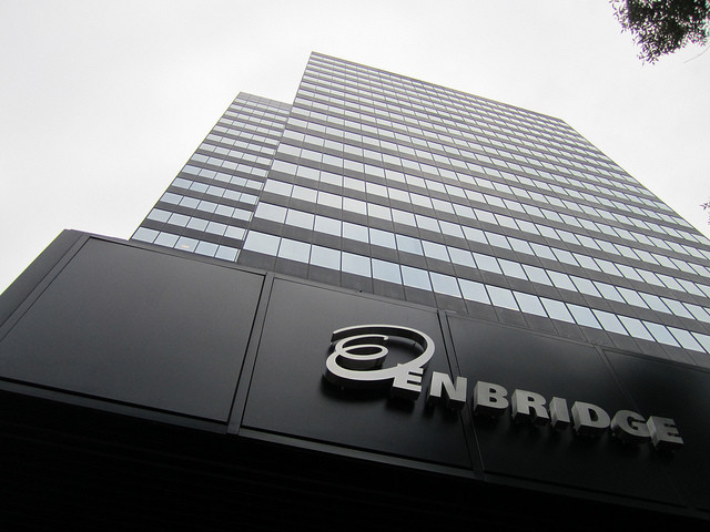 Enbridge Energy building