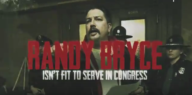 Congressional Leadership Fund ad