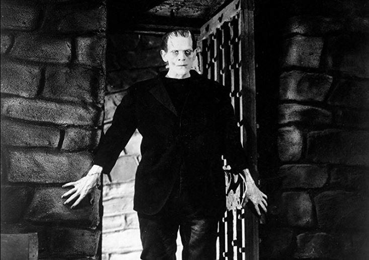 Frankenstein, Boris Karloff, 1931, film