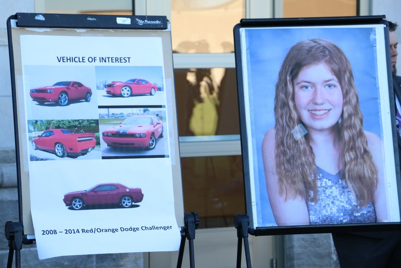 Jayme Closs press conference, October 22, 2018