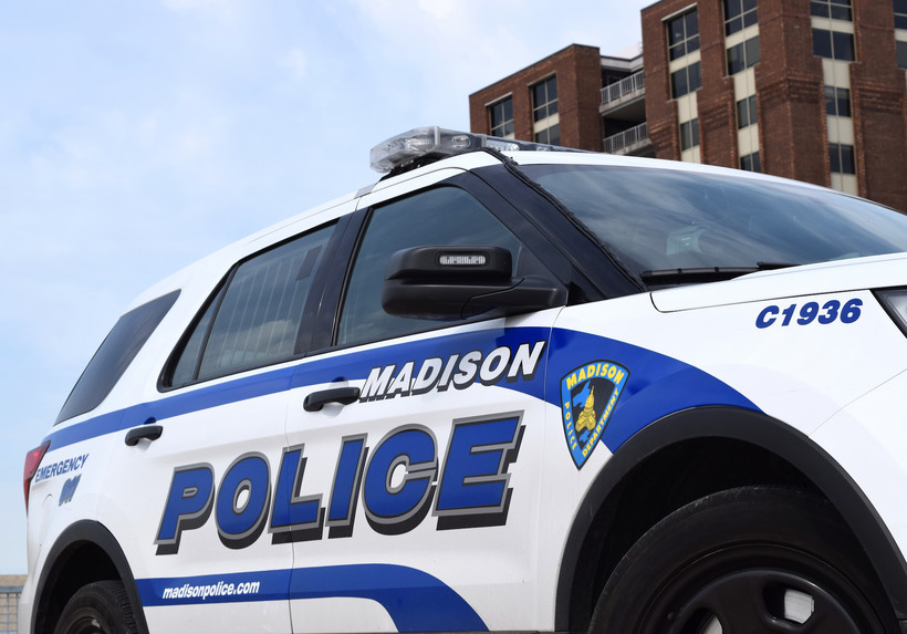 Madison Police Department car