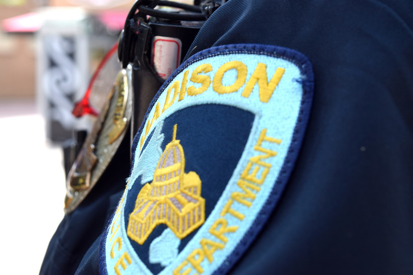 Madison Police Department officer