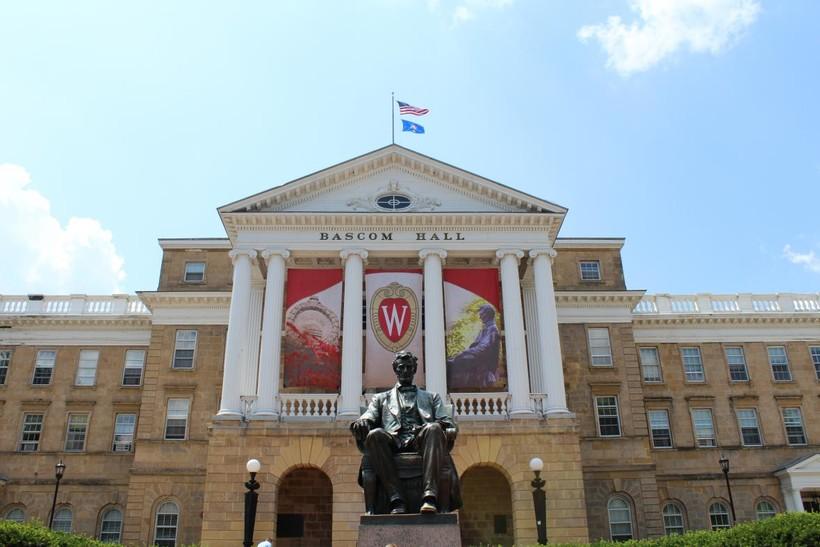 Bascom Hall, UW-Madison
