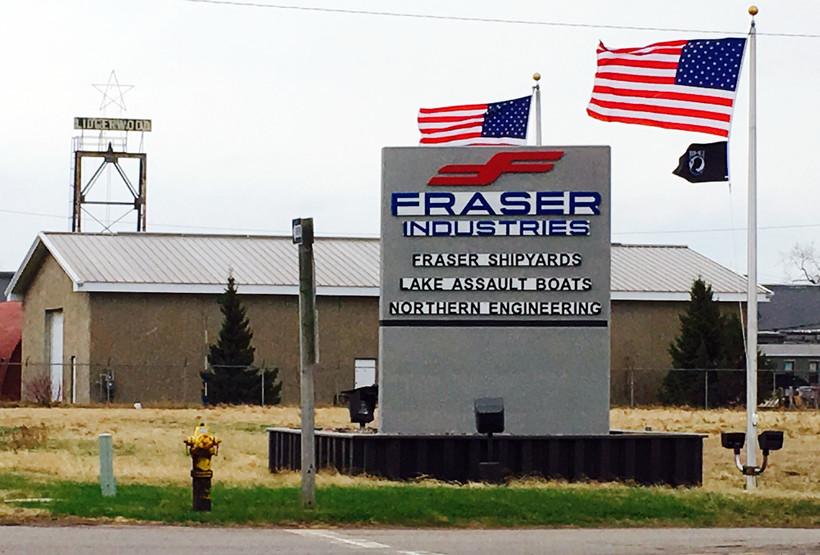 Fraser Shipyards
