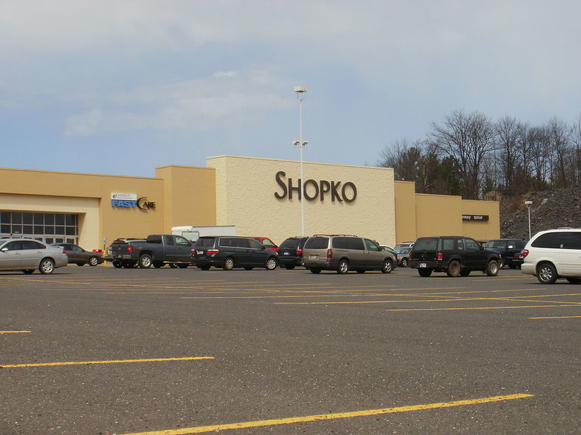 Shopko, Houghton, Michigan