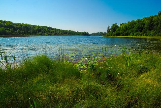 lake in Wisconsin