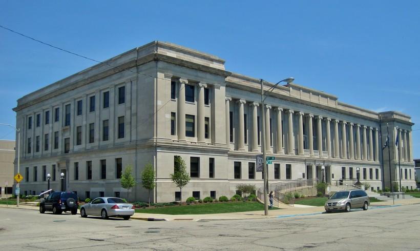 Kenosha County Courthouse and Jail