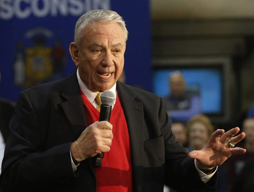 Tommy Thompson file photo