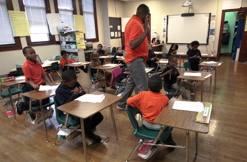 classroom, Milwaukee, charter