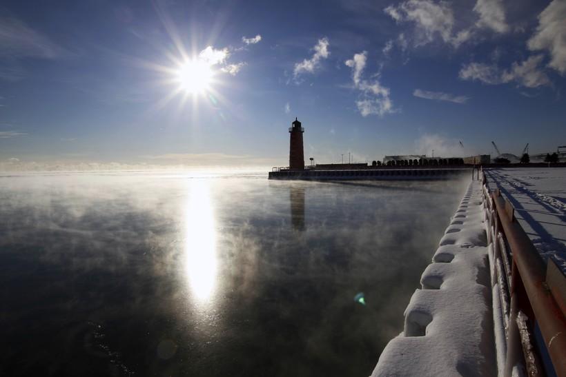 Milwaukee, Lake Michigan