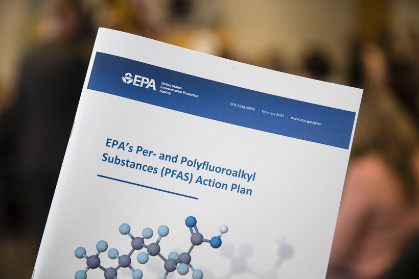 EPA report on PFAS