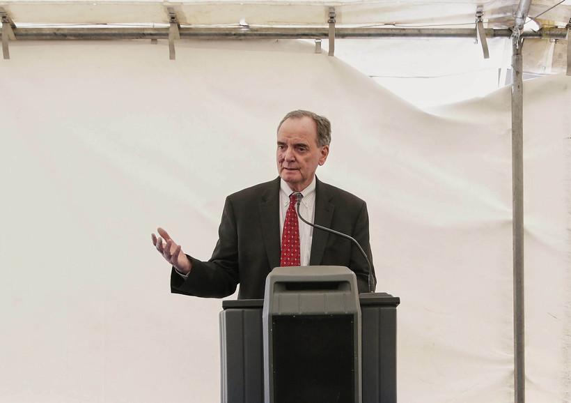 Mark Hogan, CEO ofthe Wisconsin Economic Development Corp.