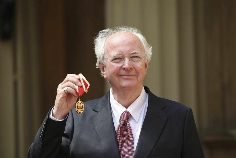 Author Philip Pullman