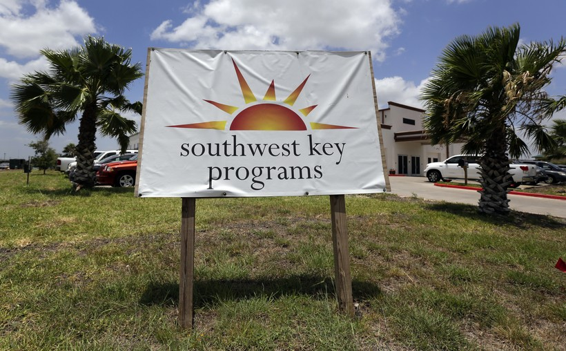 Southwest Key-Nueva Esperanza, in Brownsville, Texas