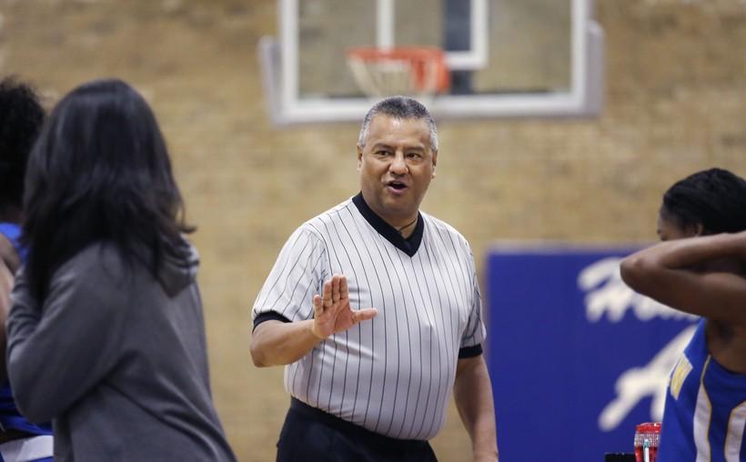 high school sport referee