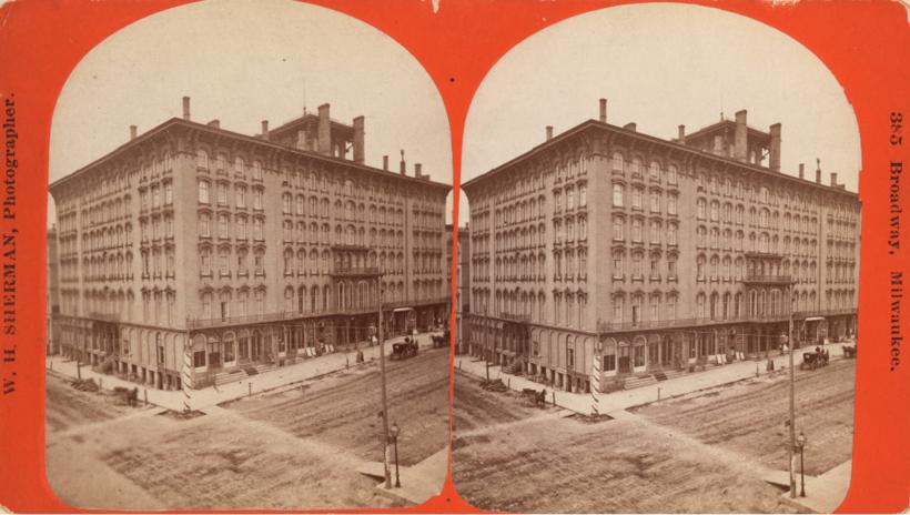 NewhallHotel, 1880