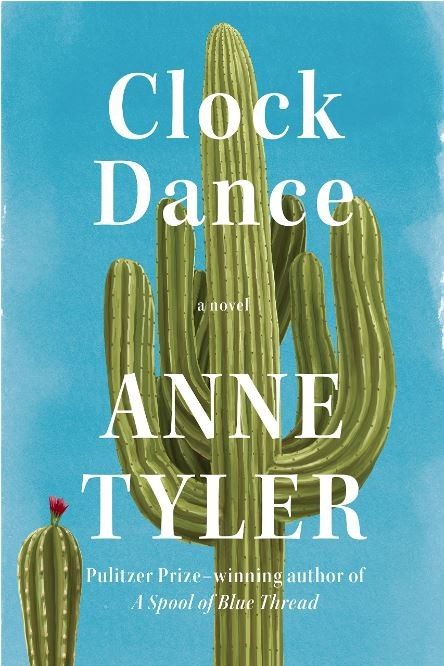 Book cover of Clock Dance by Anne Tyler