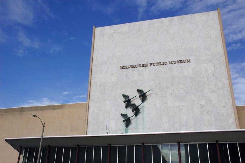 Milwaukee Public Museum exterior
