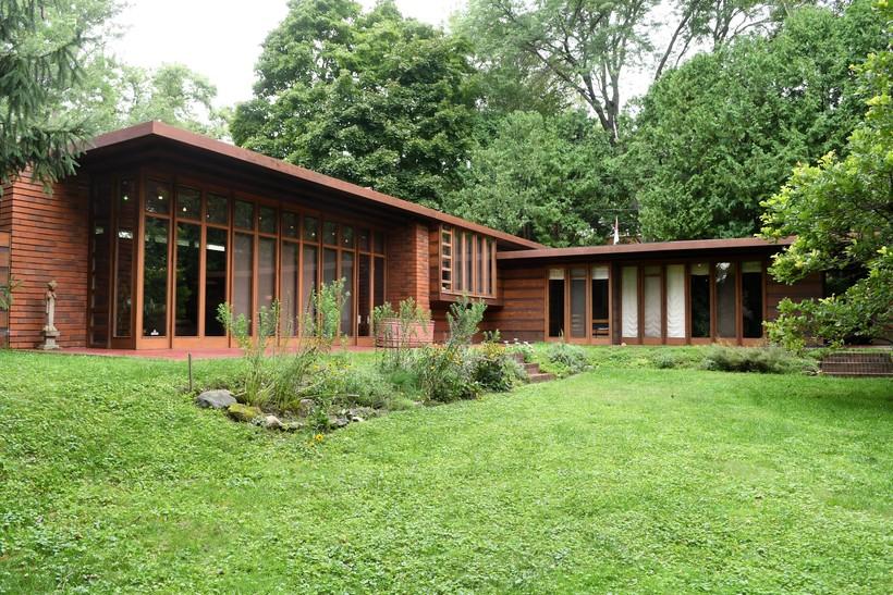 Frank Lloyd Wright, Jacobs House, World Heritage