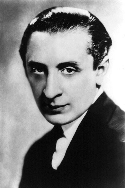 Photo of pianist Vladimir Horowitz