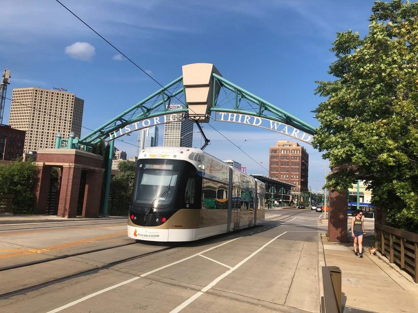 Milwaukee's historic third ward