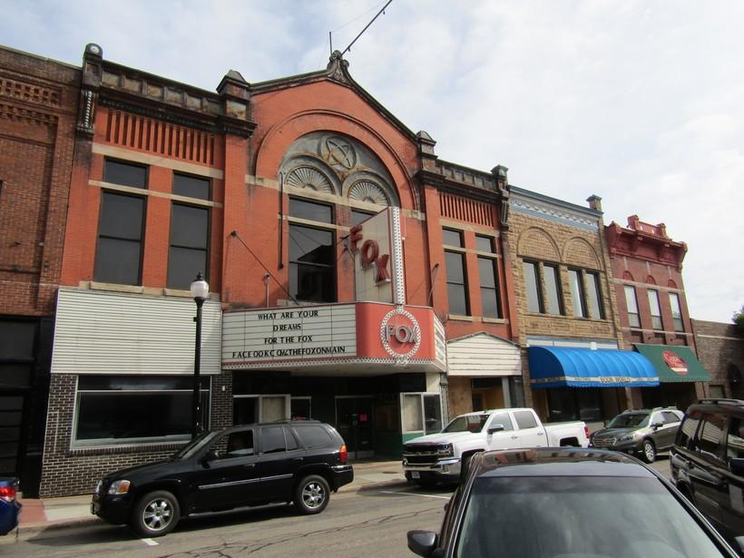 Fox Theater in Stevens Point