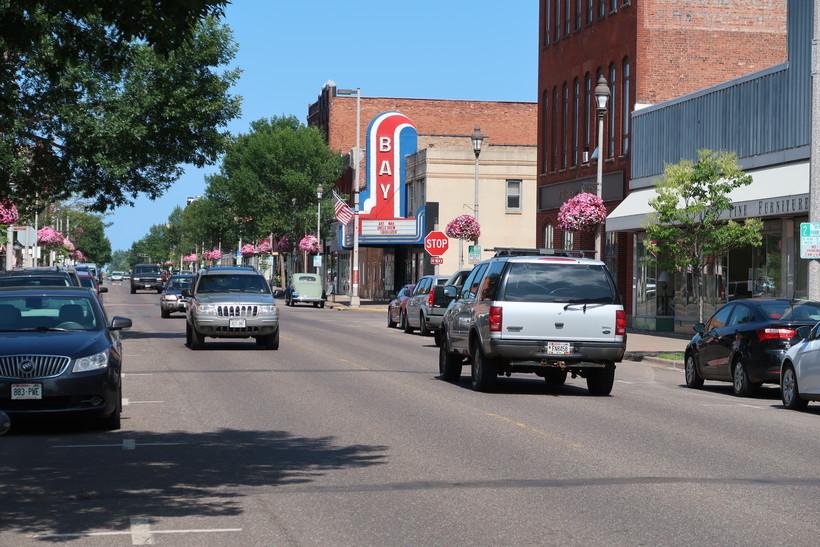 The city of Ashland