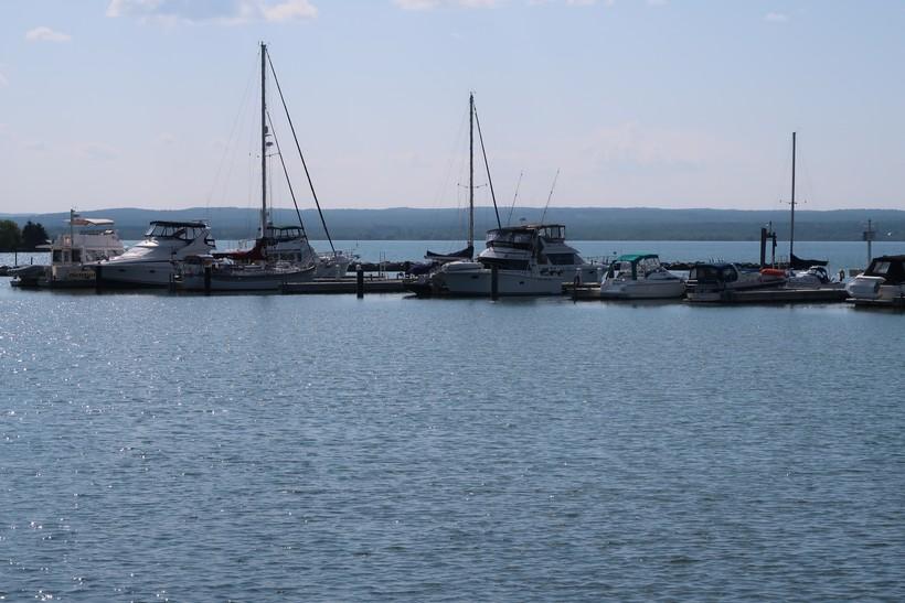 Ashland marina