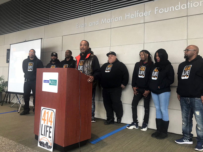 Chris Conley of Milwaukee's new 414Life program