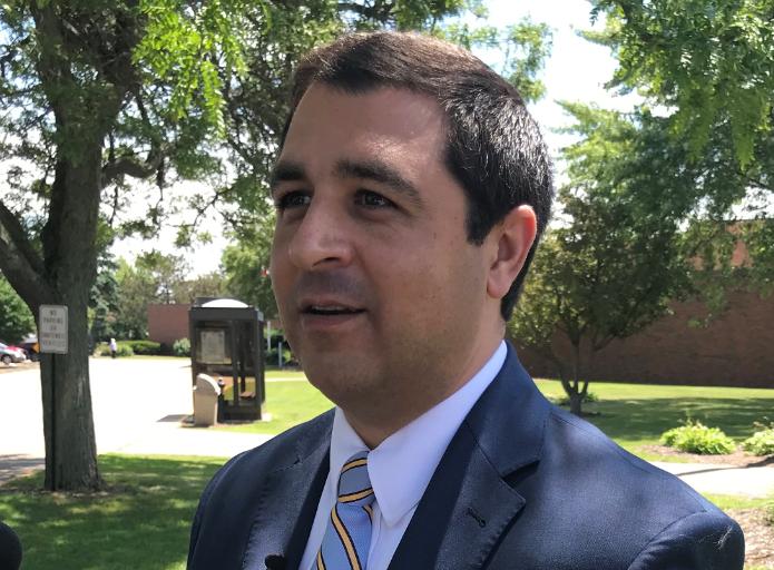 Attorney General Josh Kaul